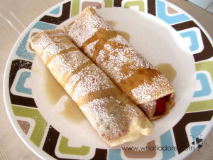 Easy Peasy Crepes