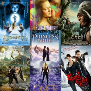 Fairy Tales On Screen
