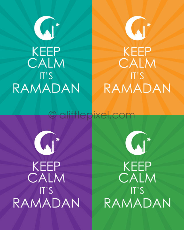 liven up your ramadan and eid with printables
