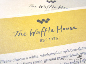 England Trip 2013: The Waffle House in St.Albans
