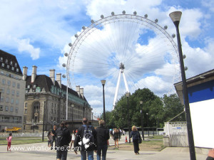 England Trip 2013: The London Eye
